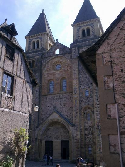 Cathédrale de Conques