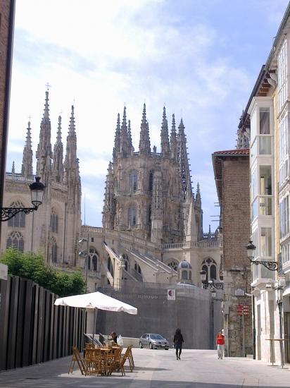 Burgos - Cathédrale
