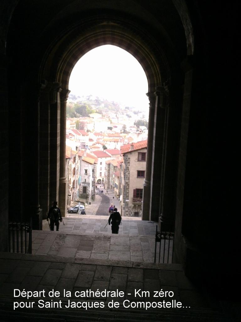le Puy : la cathédrale